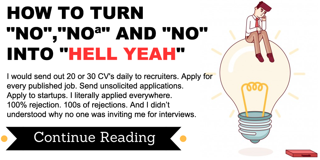 how to get interview invitations