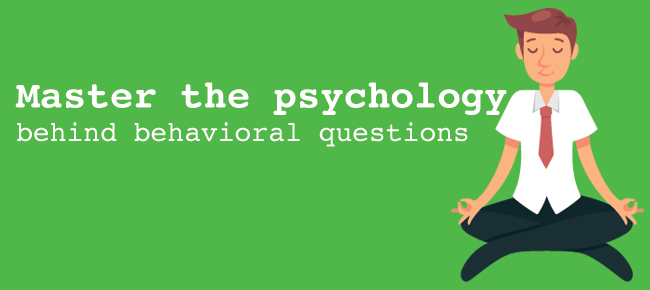 how to answer behavioral questions in interviews
