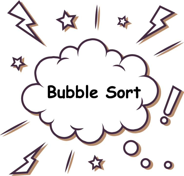 enhanced bubble sort java code